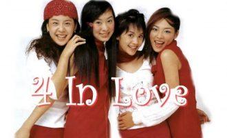 4 in love经典歌曲《一千零一个愿望》试听有感