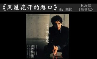 林志炫毕业季歌曲《凤凰花开的路口》试听有感