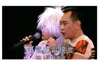 罗文/甄妮经典粤语老歌《铁血丹心》歌词+试听有感