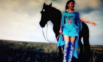 乌兰图雅经典歌曲《我的蒙古马》试听有感