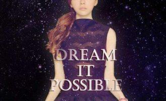 张靓颖华为主题曲《Dream It Possible》试听有感