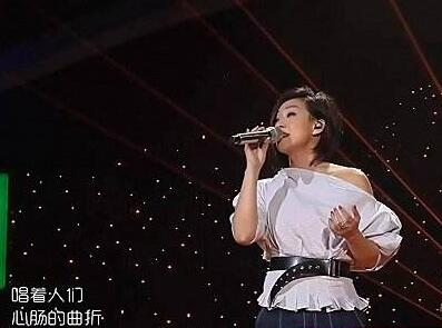 林忆莲翻唱歌曲《小情歌》
