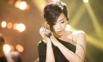 林忆莲粤语经典歌曲《再见悲哀》歌词+试听有感