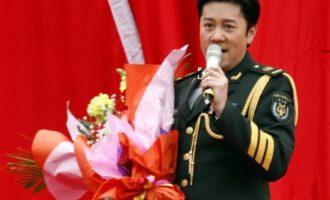 蔡国庆的歌《年轻的勇士》歌词+试听有感