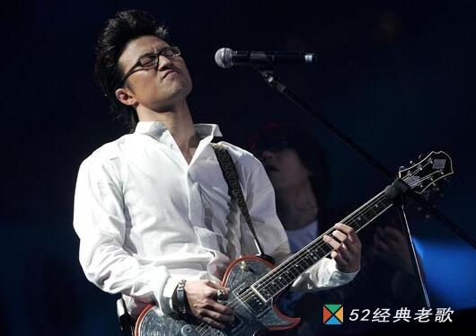汪峰的歌《你是我心爱的姑娘》