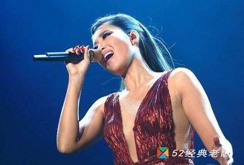 A-Lin (黄丽玲)歌曲《拿走了什么》