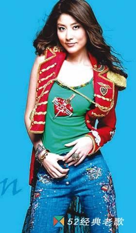 陈慧琳的歌《快乐情人》