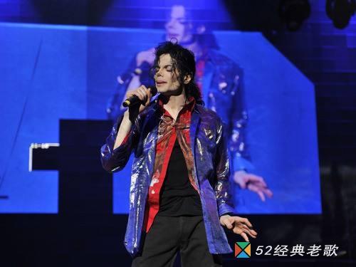 迈克尔·杰克逊歌曲《Stranger In Moscow》