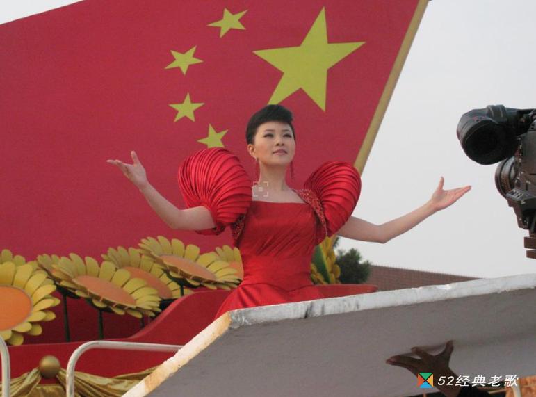 雷佳歌曲《长安北京》