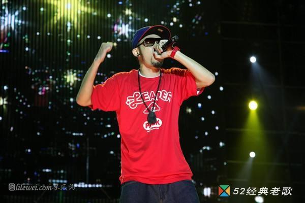 姚中仁歌曲《Hip Hop没有派对》